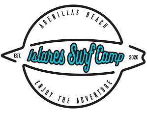 logo islares surf camp