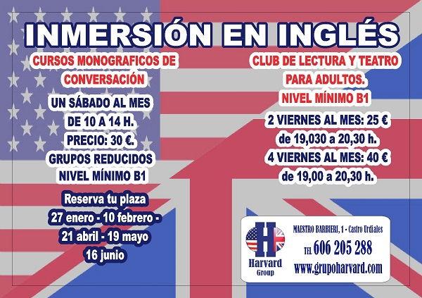 Inmersion ingles Ene18