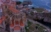 VIDEO/ Castro Urdiales a vista de dron